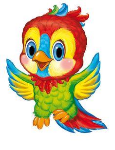 236x308 Parrot Cartoon Png Clip Art Image Png Art Images