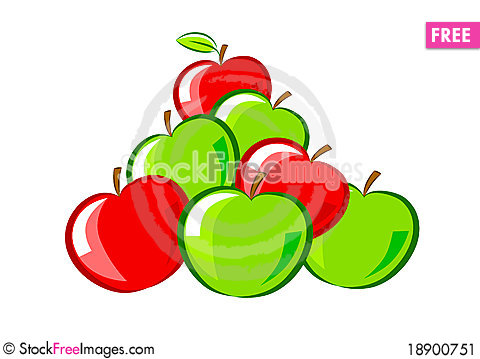 480x359 Pile Of Apples