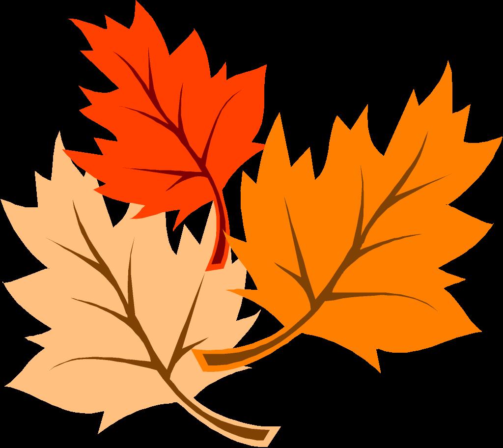 1024x912 September Leaves Clipart