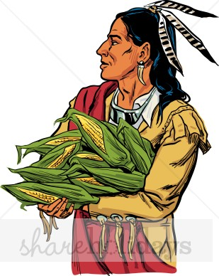309x388 Harvest Clipart Native Americans