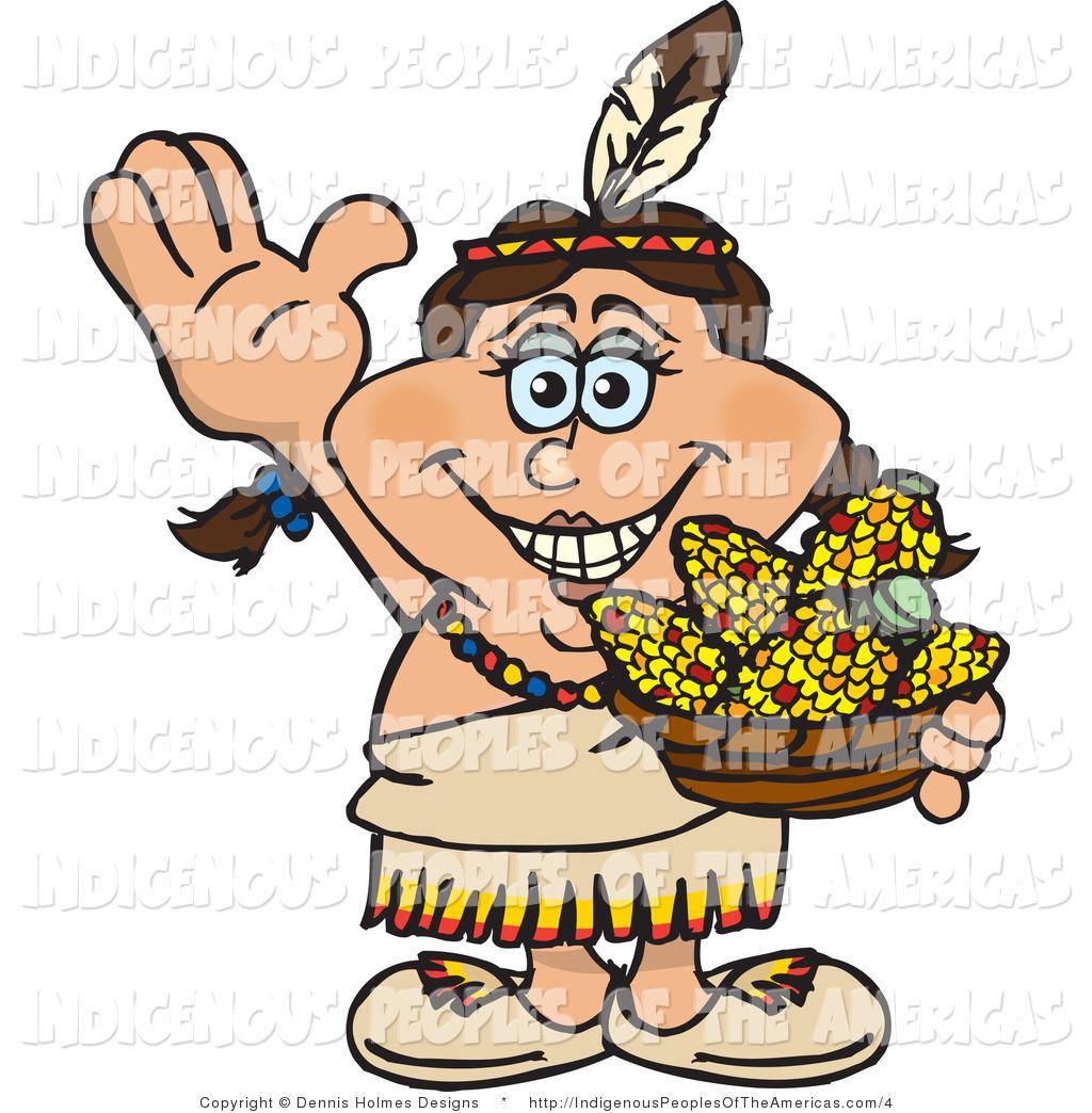 1024x1044 Native American Thanksgiving Clipart