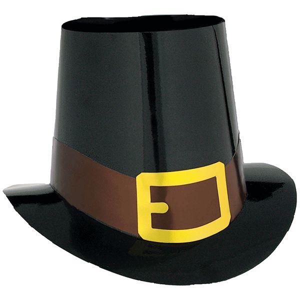 Pilgrim Hat Clipart
