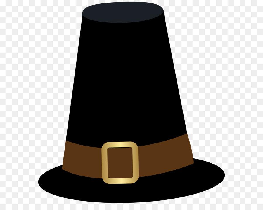 900x720 Pilgrim's Hat Clip Art