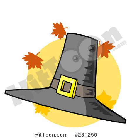450x470 Pilgrim Hat Clipart