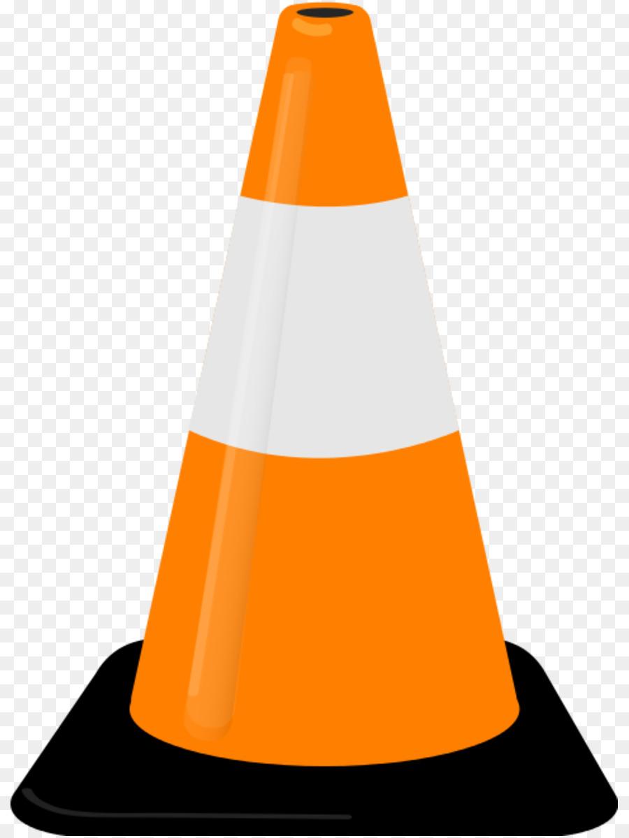 900x1200 Traffic Cone Clip Art