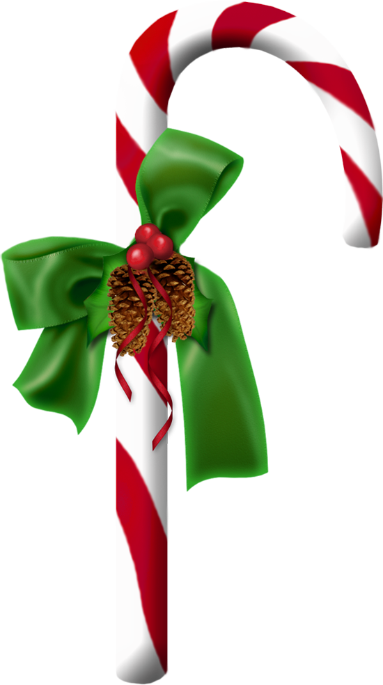550x984 Candy Cane Clip Art With Pine Cones Clip Art Holiday Scrapbook