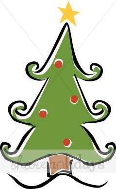239x388 Free Whimsical Christmas Clip Art