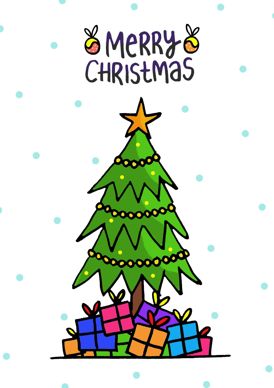1748x2480 Pine Tree Clipart