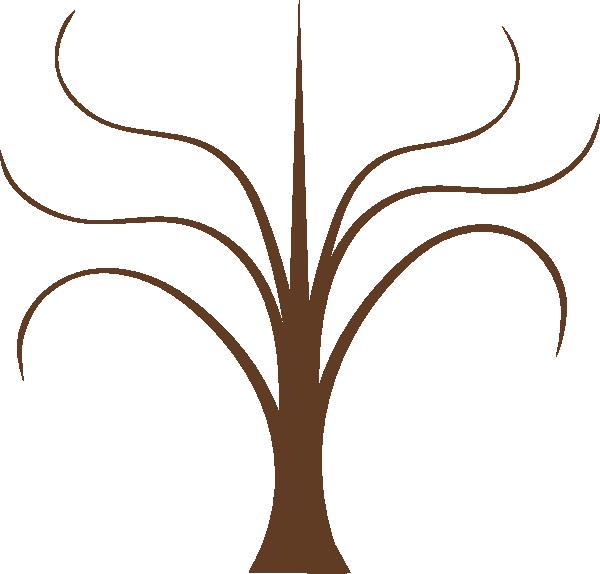 600x574 Pine Trees Silhouette Clip Art. Wald Clipart