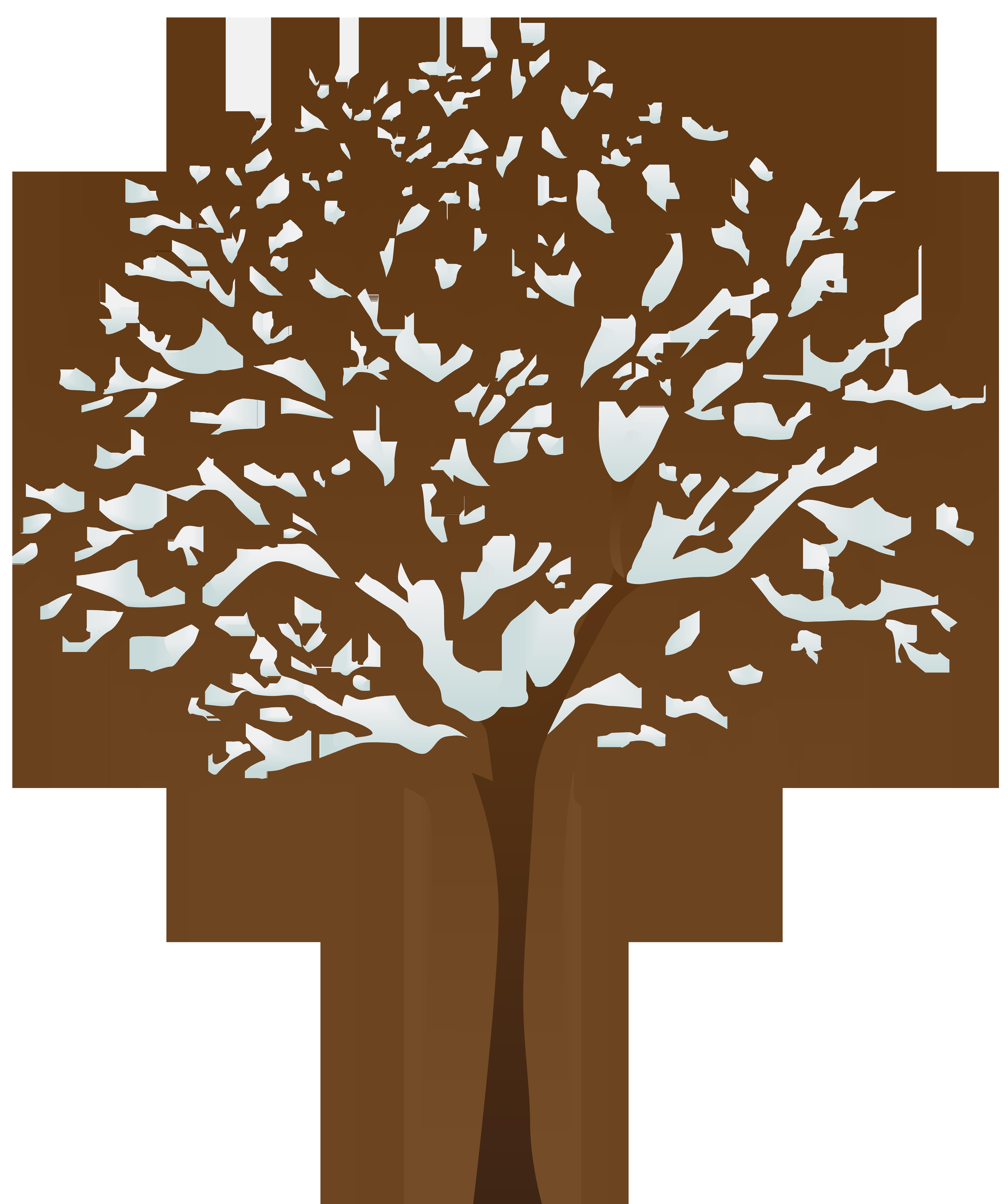 6700x8000 Clip Art Winter Trees Clip Art