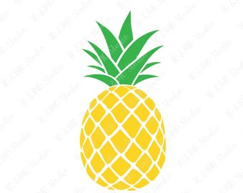 340x270 Pineapple Clipart Etsy