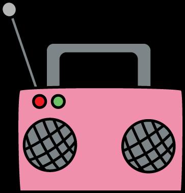 363x379 Radio Clip Art Pink Radio Clip Art Pink Radio Image Ideas