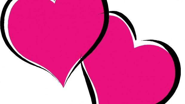 620x350 Clip Art Pink Heart Clipart Panda