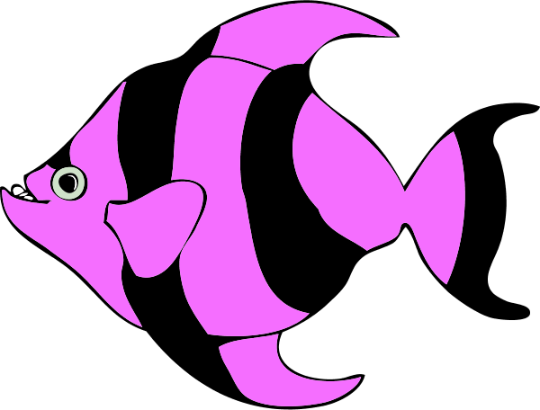 600x456 Tropical Fish Clipart Dolphin Fish