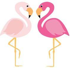 236x230 Elegant Pink Flamingo Clip Art Binatang Pink
