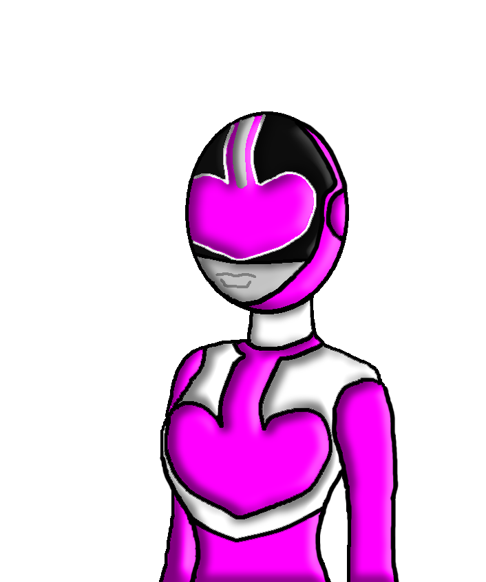 706x846 Power Rangers Time Force Pink Ranger By Ultimate95