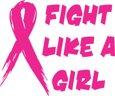 400x333 Breast Cancer Clip Art Fight Like A Girl Clipart Breast Cancer