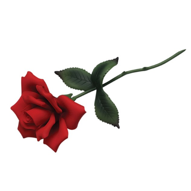 632x632 Long Clipart Simple Rose