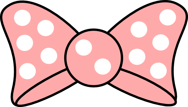 600x342 Minnie Bow Template Group