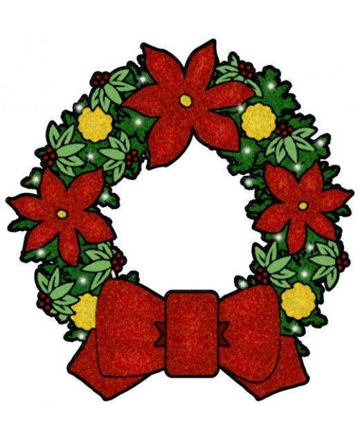 520x640 Free Clipart For Christmas