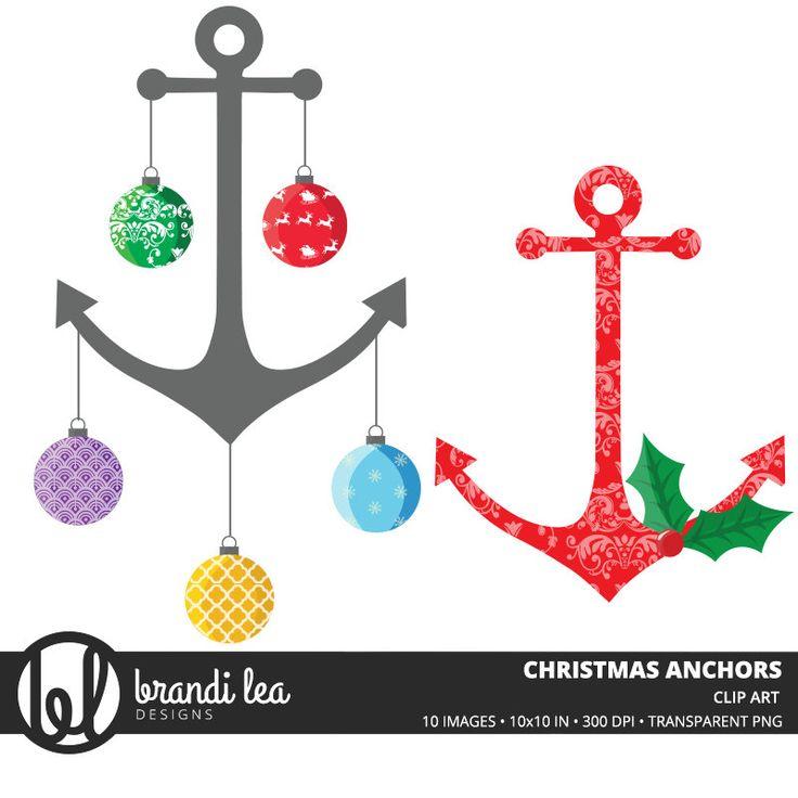 736x736 Nautical Christmas Clip Art Clipart