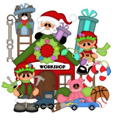 419x443 18luxury Christmas Clipart