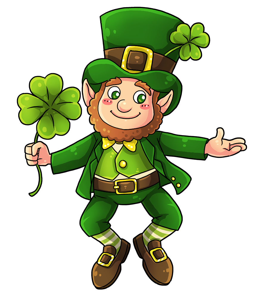 904x982 This Cute And Adorable Leprechaun Clip Art Is Great For Use