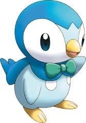 Piplup Clipart