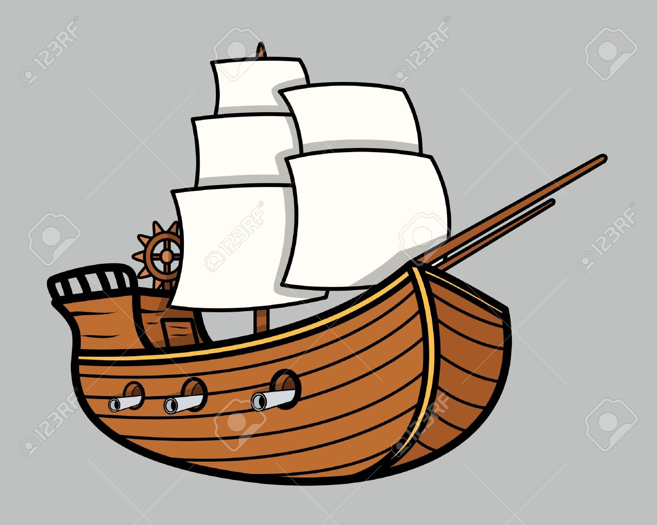 1300x1039 Old Sailing Ships Clipart Old Timey 3751709
