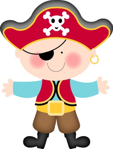 Pirate Clipart For Kids