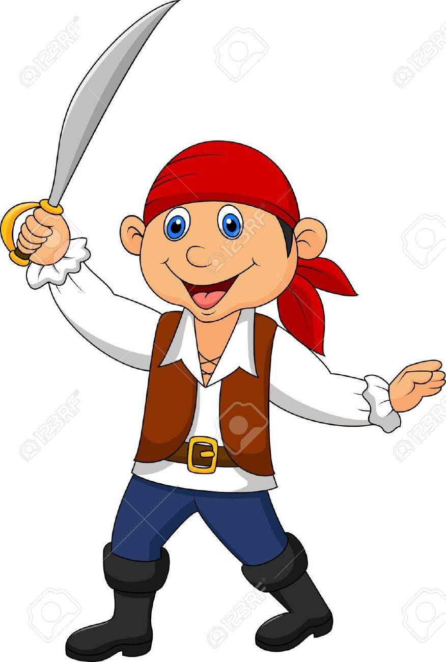 876x1300 Security Kid Pirate Pictures Pirates Kids Clip