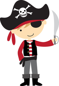 204x300 Pirate Ship Flag Clipart Free Images