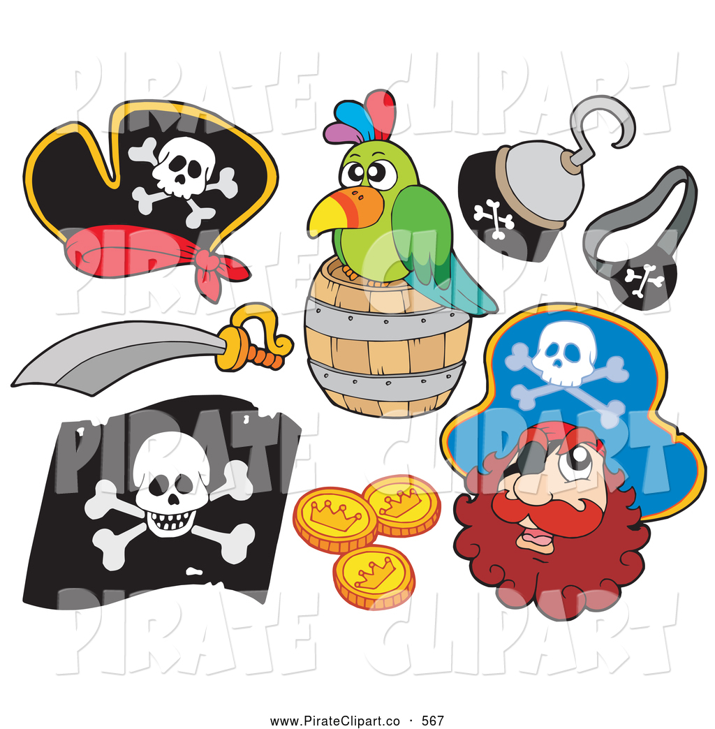 1024x1044 Royalty Free Stock Pirate Designs Of Jolly Roger Flags
