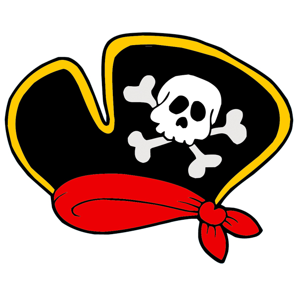 pirate hat clipart at getdrawings com free for personal use pirate rh getdrawings com Pirate Sword Clip Art Pirate Parrot Clip Art