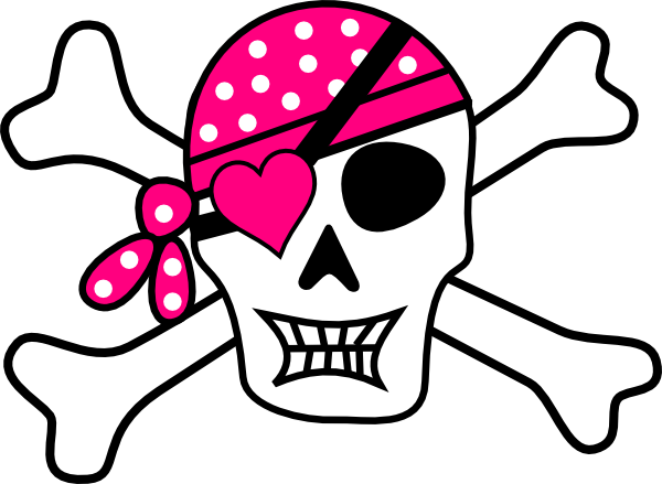 600x439 Pirate Graphics For Free Pirate Cross Bones Clip Art