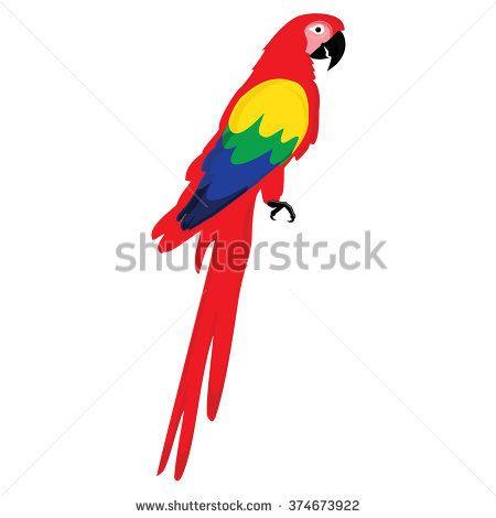 450x470 Best Parrot Clip Art Parrot