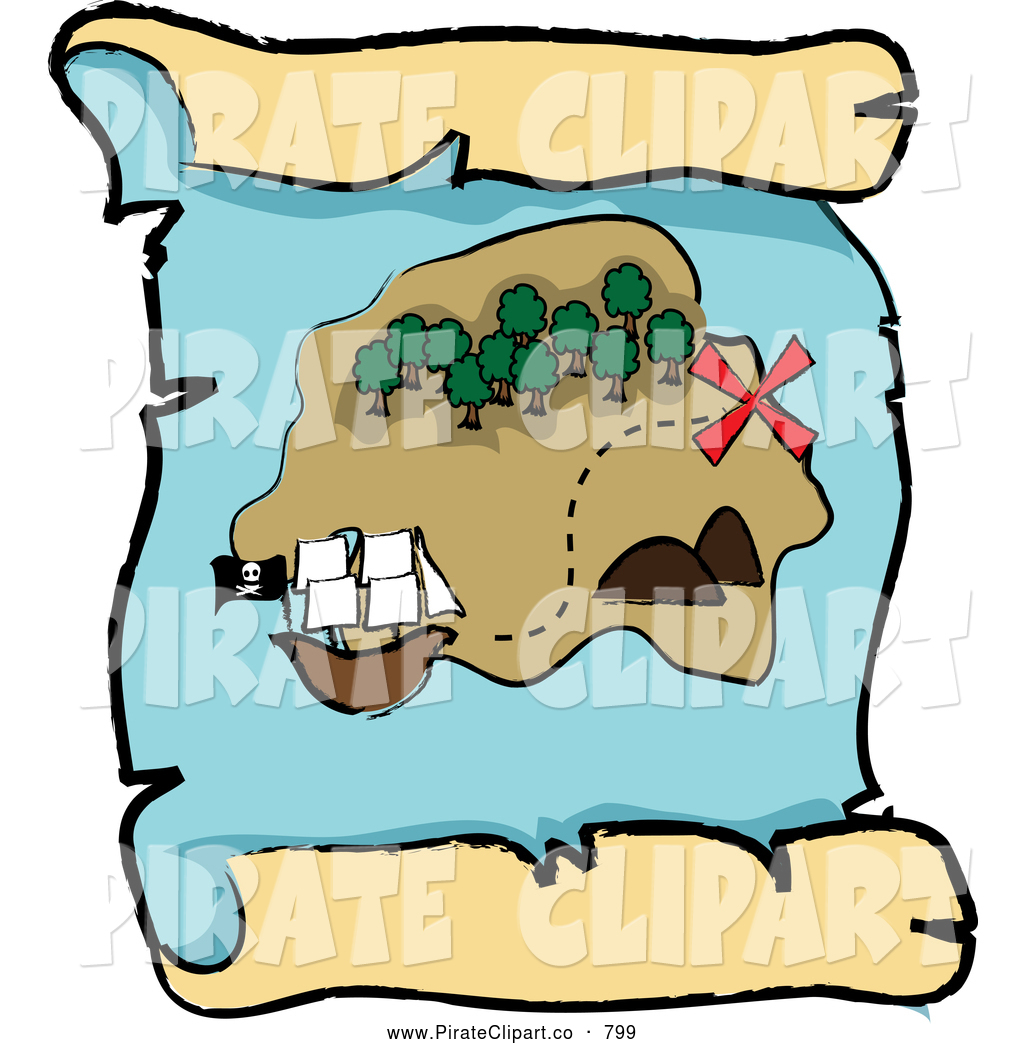 1024x1044 Map Clipart Ship Free