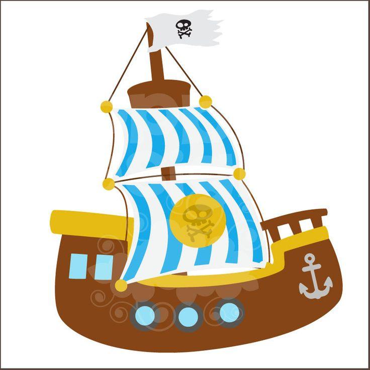 736x736 Pirate Ship Graphics