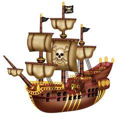 236x236 Pirate Ship