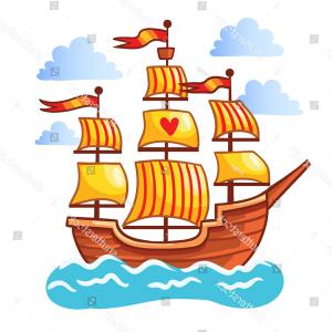 300x300 Png Galleon Drawing Sailing Ship Clip Art Pirate Ship Lazttweet