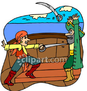286x300 Fight Clipart Pirate Sword