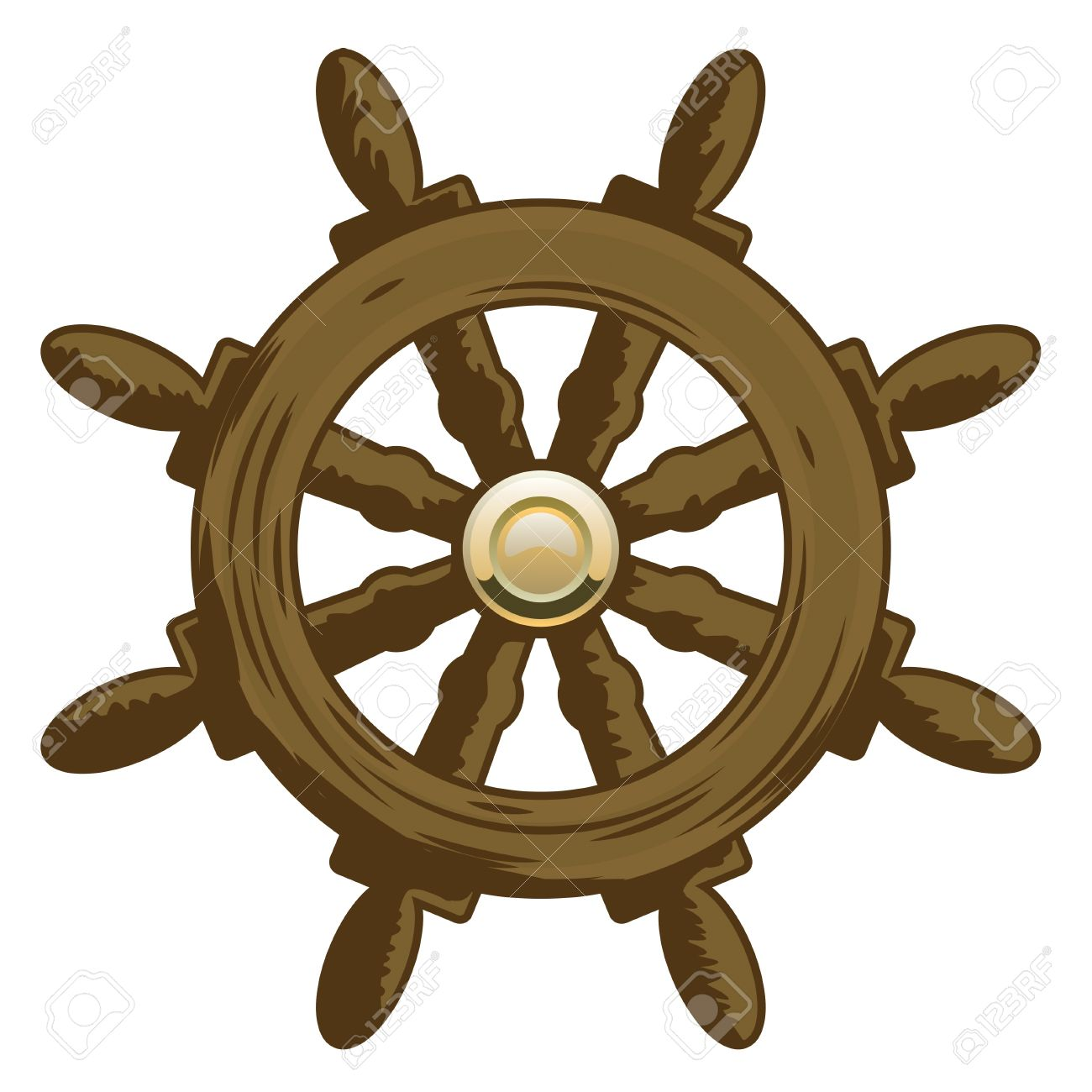 1300x1300 Free Clipart Nautical Ships Boats Ship Wheels