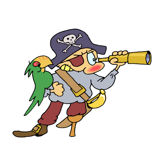 500x500 Free Pirates Clipart Clip Art Pictures Graphics Illustrations