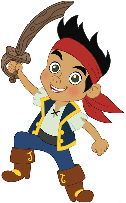 Pirate Skeleton Clipart