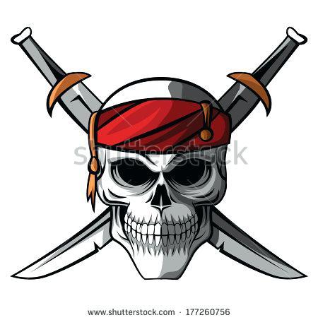 450x453 Pirate Sword Clip Art Black White Pirate Symbol Skull Sword Pirate