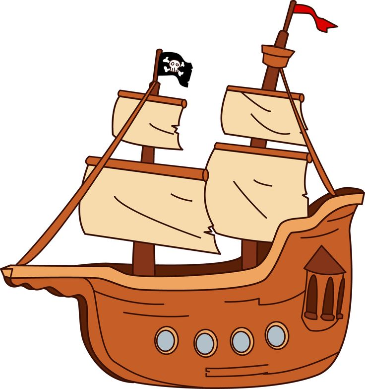 736x783 Sailboat Clipart Pirate Free Collection Download And Share