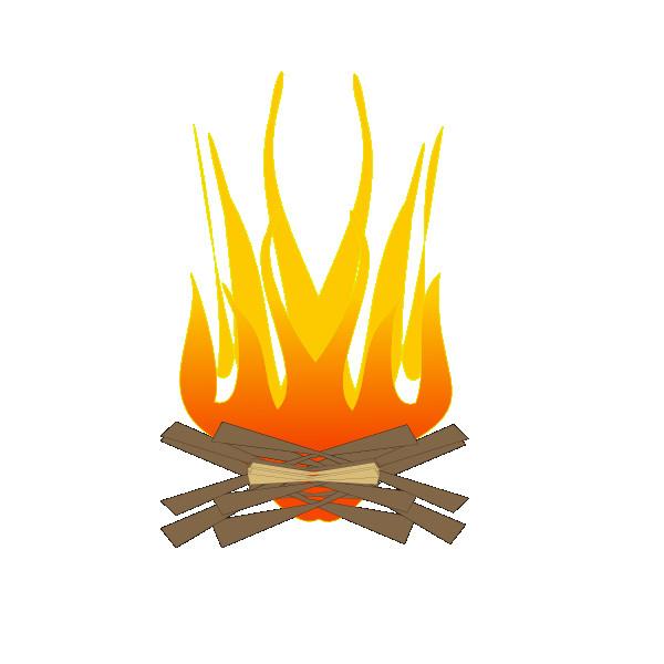600x600 Fire Pit Clipart Elegant Camping Fire Clip Art