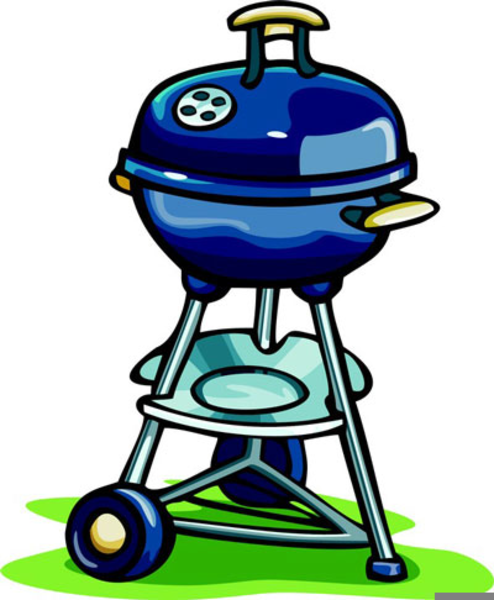 494x600 Barbecue Pit Clipart Free Images