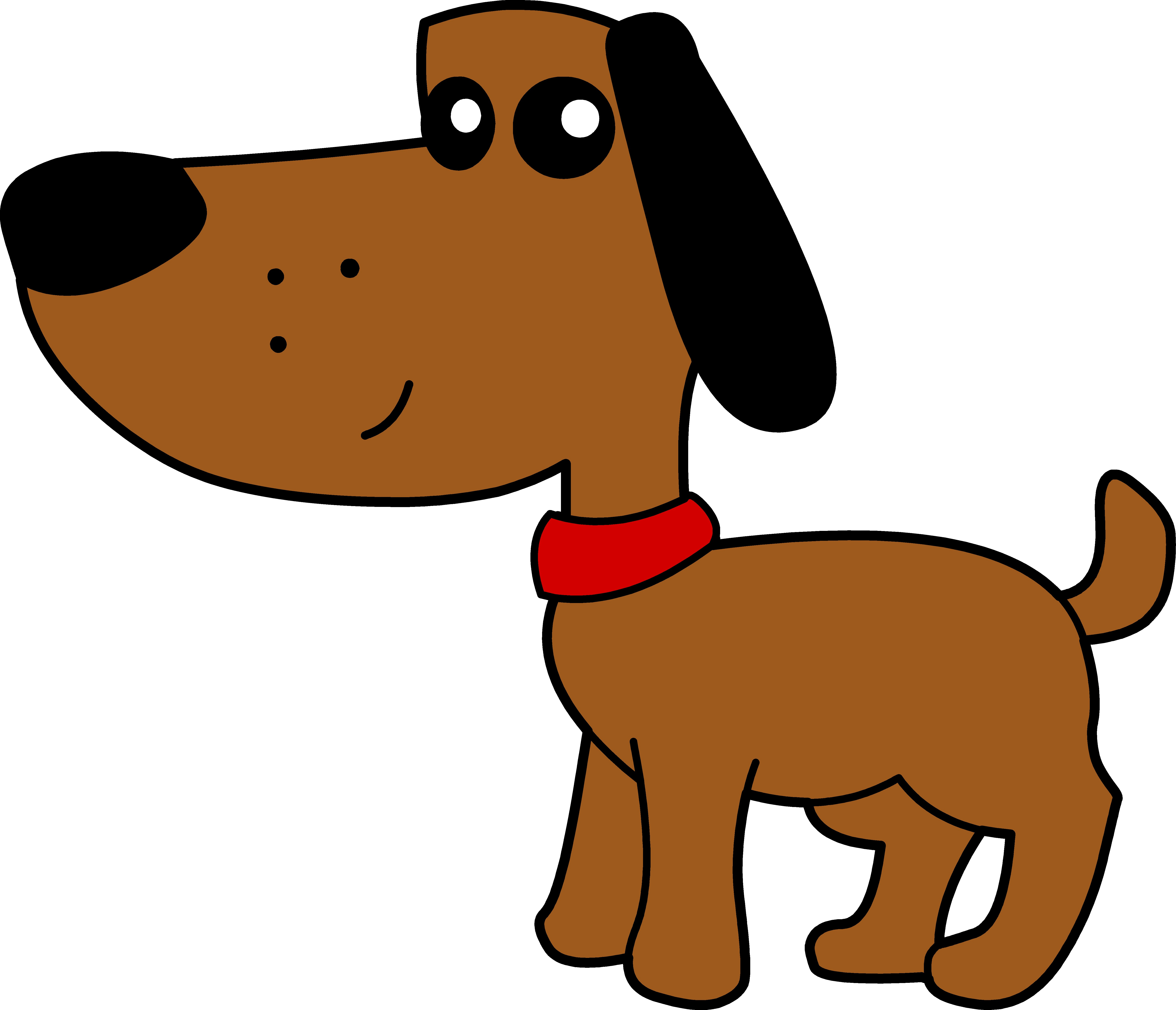 5933x5095 Free Clipart Of Cartoon Dogs Images Download Clip Art On Lemonize