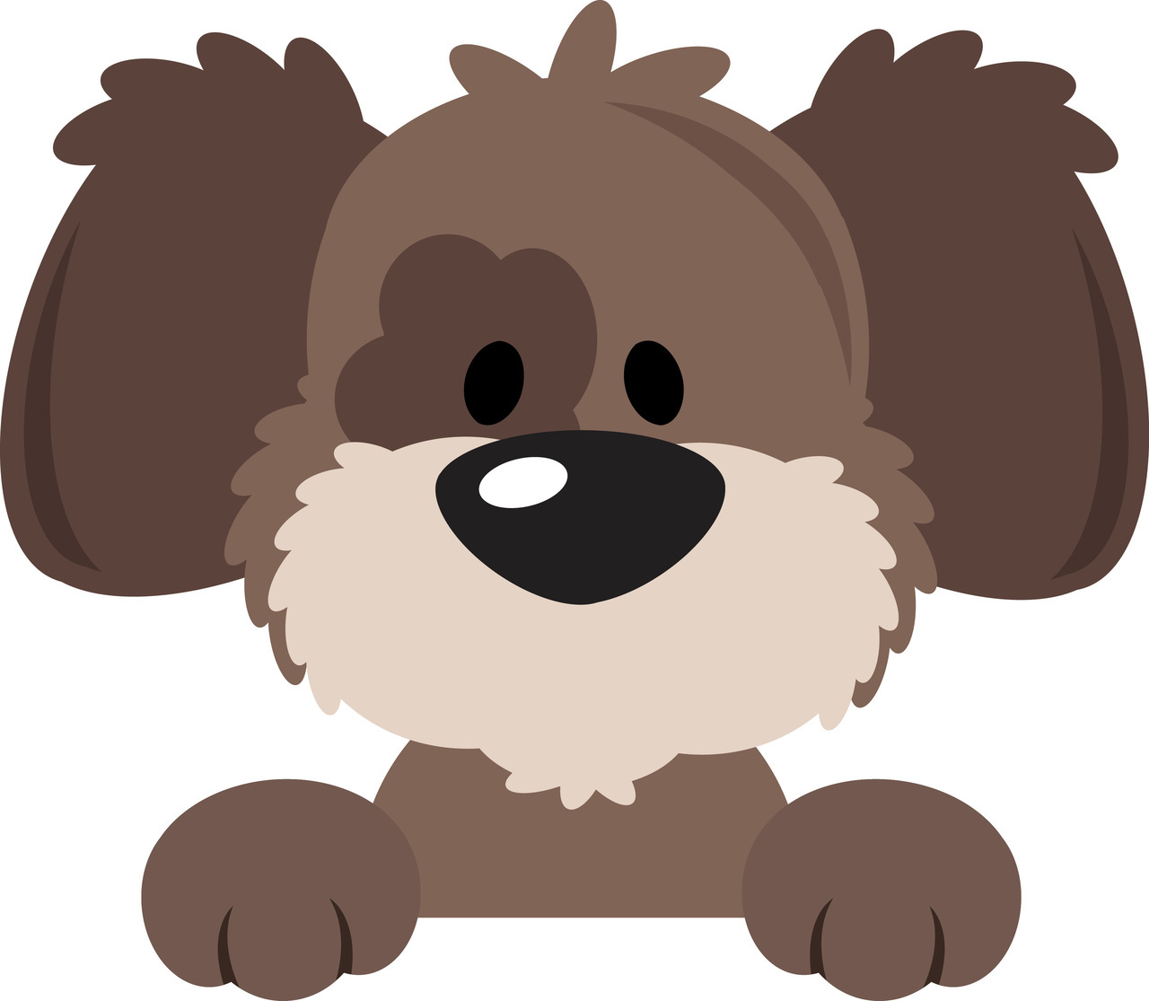 Pitbull Dog Clipart